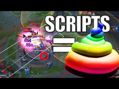 League Of Legends Hacks Bots Scripts Drop Hacks And Other Cheats