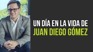 Un día en la vida de Juan Diego Gómez