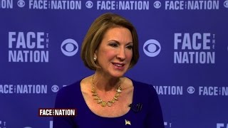Full interview: Carly Fiorina, August 9
