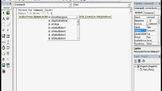 How To Make A .exe File In Visual Basic 6.0
