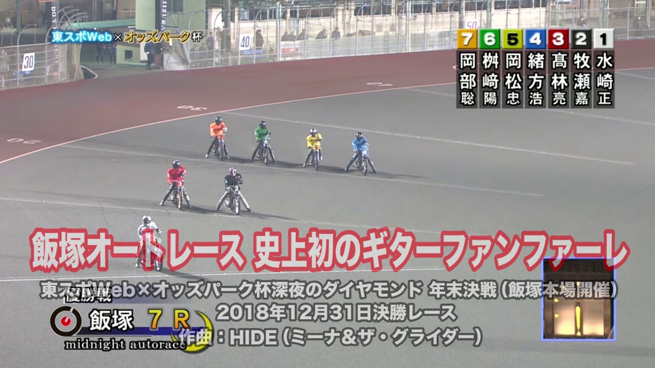 レース 飯塚 オート