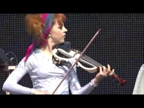 Lindsey Stirling Outside Lands Festival San Francisco 2015, Full concert