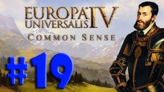 Europa Universalis 4 (Common Sense) - AFRICA NA AMÉRICA!!! #19