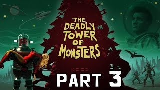 The Deadly Tower of Monsters (PS4) Gameplay Walkthrough - Part 3 BOSS FIGHT - LIVE (PS4 PC HD)