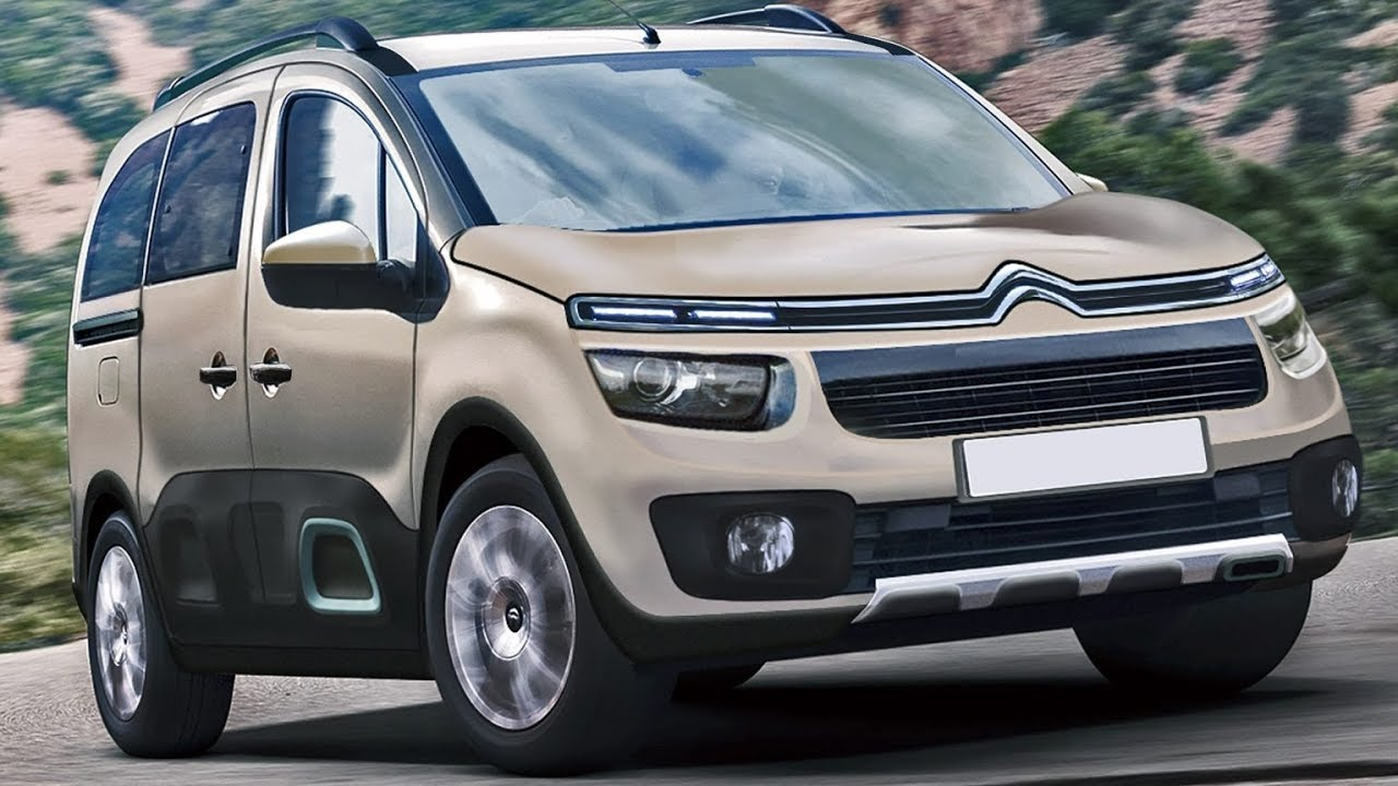 2019 citroen berlingo drive design of a full fledged minivan youtube. Black Bedroom Furniture Sets. Home Design Ideas