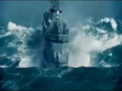 Ships In Storms Video Compilation [REAL FOOTAGE - HD]