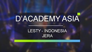 Video Lesti, Indonesia - Jera (D'Academy Asia Group C 20 Besar) download MP3, 3GP, MP4, WEBM, AVI, FLV April 2018
