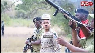 DC Jokate Mwegelo alivyovamia Msituni leo kufanya Operesheni