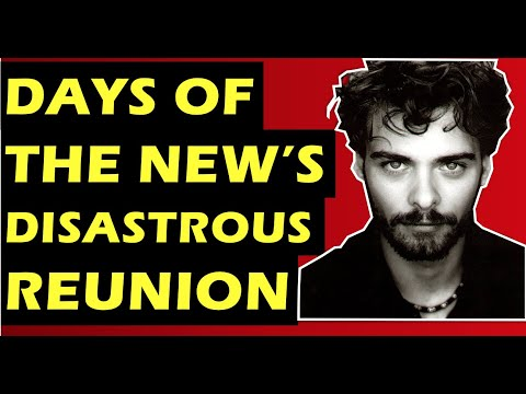 Days of the New's Disastrous Reunion With Travis Meeks