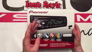 loud Style ОБЗОР Pioneer DEH-X5900BT