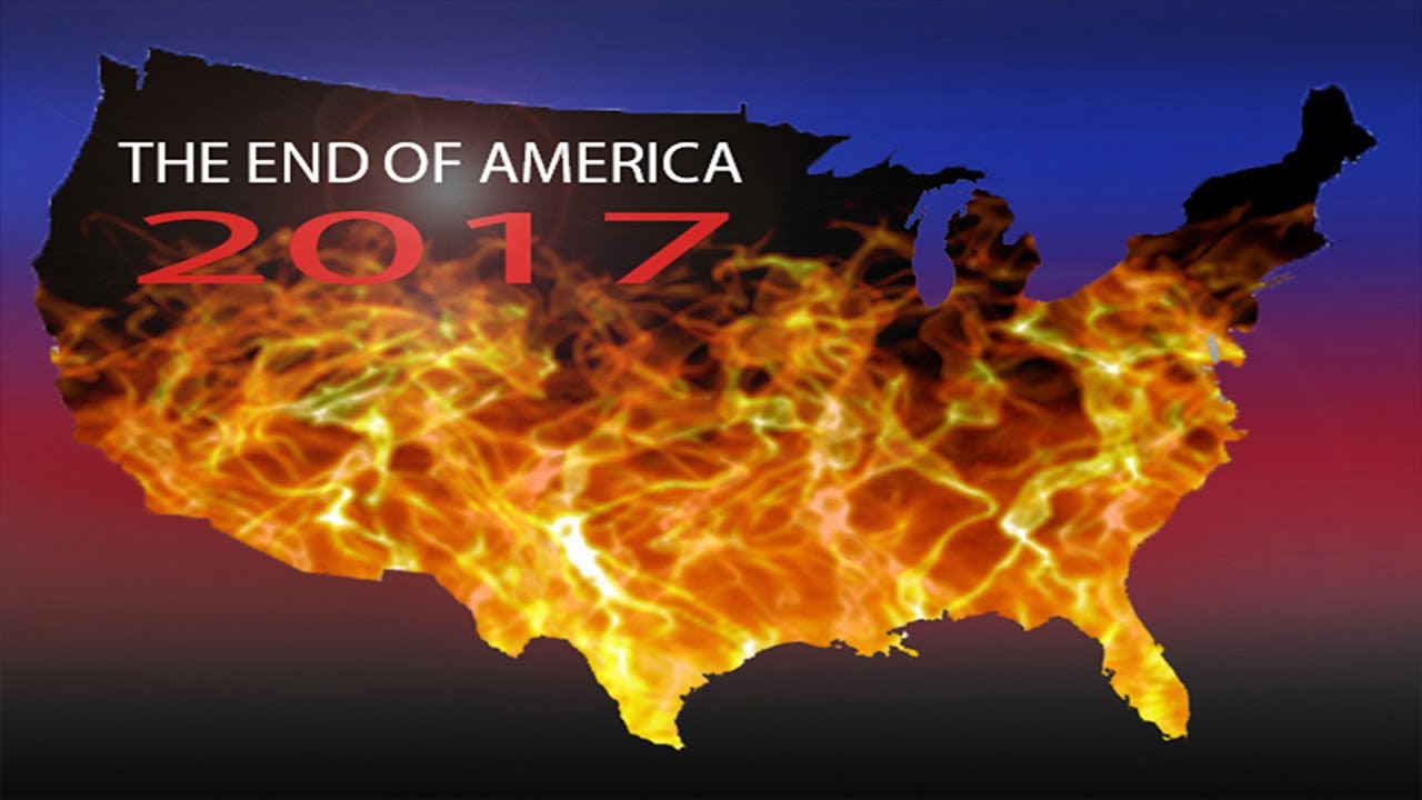 The End of America 2017 - DHS Preparing for COLLAPSE OF AMERICA!