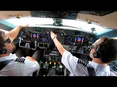 Gulfstream Opa-Locka to Ft. Lauderdale International Full Flight - Pilot VLOG 62