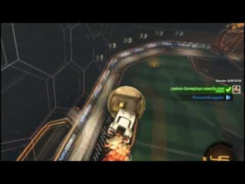Rocket League! Primeiro vídeo do canal!!!