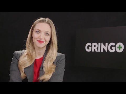 Gringo - Amanda Seyfried interview