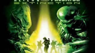 AvP Extinction Soundtrack - Alien Theme 2