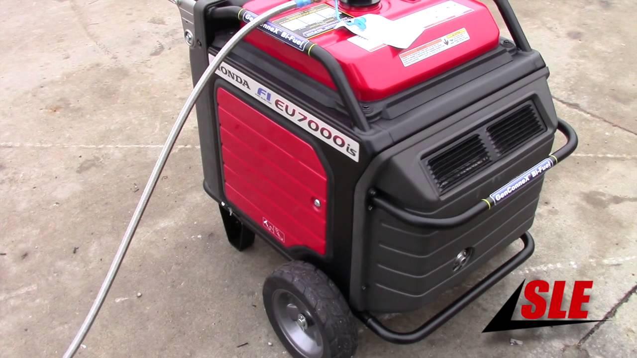 Honda Of Murfreesboro >> Concession Trailer EU7000is Generator Review - YouTube