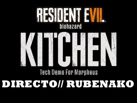 DIRECTO//VR//REALIDAD VIRTUAL//KITCHEN VR//RUBENACO