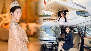Lý Nhã Kỳ giàu cỡ nào, kiếm tiền từ đâu để trở thành mỹ nhân GIÀU NHẤT Showbiz Việt