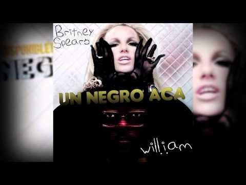 Un Negro Aca (Parodia de Scream And Shout) - SonrisitasParody (Audio)