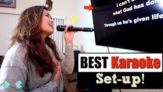 Baixar THE BEST KARAOKE SET UP FOR SINGERS!?!