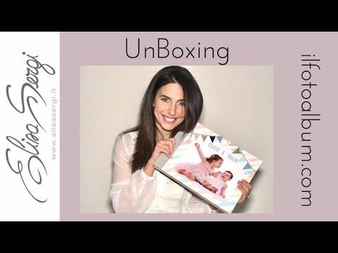Unboxing Ilfotoalbum.com - Elisa Sergi