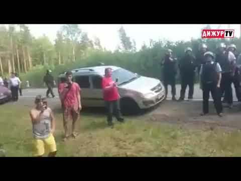 Подмосковье, Ликино-Дулево / очередная свалка // 11.06.2019