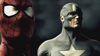 MARVEL: Ultimate Alliance Remaster - First 45 Minutes of Gameplay [1080p HD]