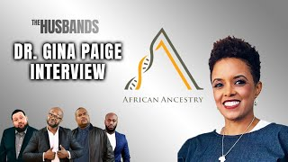 African Ancestry Founder Reveals the Unexpected NON-African Ancestry of One of The Husbands!