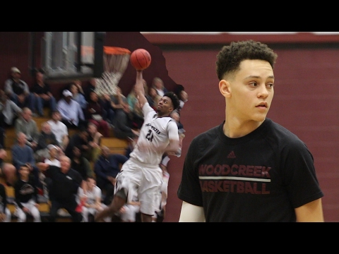 Jordan Brown & Tyrell Roberts Is The SHOW!!! Scoring MACHINE And Sharp SHOOTER!! Full Highlights!