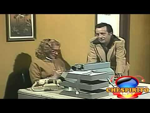 Chespirito - La Chicharra 1979 | Llegó el Play Boy Narciso Fajardo 1-4