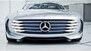 ► Mercedes Future Truck 2025 (Autonomous Driving Demo)