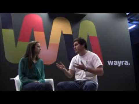 Interview with Claudio Barahona and Wayra Chile Tour