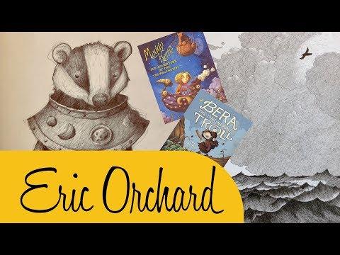 Interview: Eric Orchard (illo talk 180)