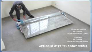 XL sigma Vs. Rak Ceramic 2400 mm