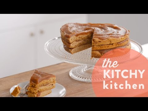 How to Make a Kentucky Stack Cake // Living Deliciously with Whitney A.