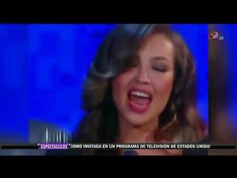 Thalia y tony bennett unen voces televisa espectaculos for Espectaculos televisa recientes