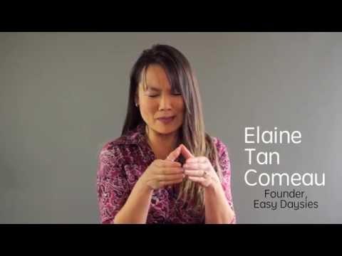 Leading Moms 2016 - Elaine Tan Comeau (Childhood)