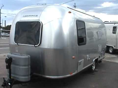 Used Trailers For Sale Ontario >> Used Airstream Trailer 08 Safari 22ft Youtube