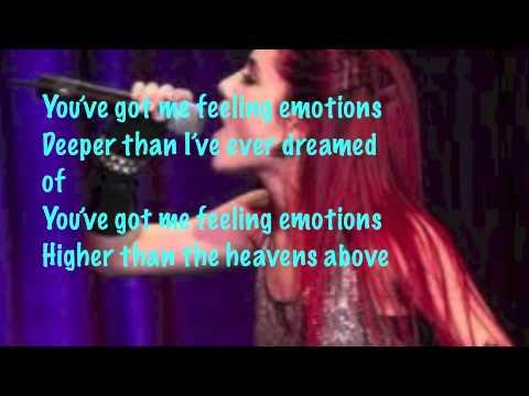 Emotions - Ariana Grande (Lyric Video)