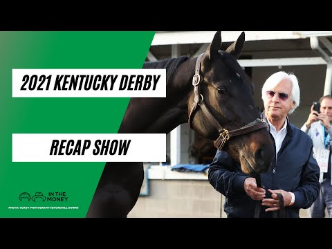 In The Money Players' Podcast - 2021 Kentucky Derby Recap