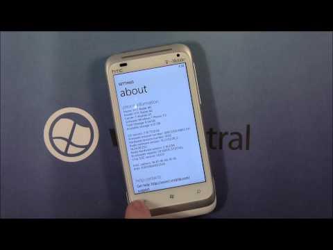HTC Radar First Impressions