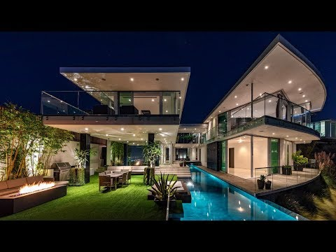 By McClean Design - Remarkable luxury residence at 1474 Blue Jay Way