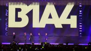 170317 B1A4 비원에이포- 거짓말이야 A Lie 香港流行音樂節 HKAMF [FAM CAM] [LIVE…