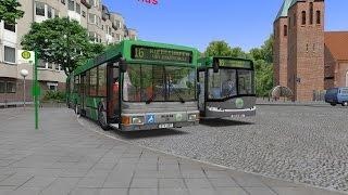 FR/ Solaris urbino 18/ Ligne16 Spitterberg /Game Play Omsi 2