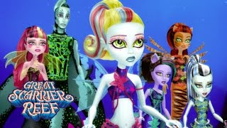 Monster High: Great Scarrier Reef | Monster High
