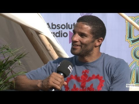 Former England Goalie David James Interview - Isle of Wight Festival 2014