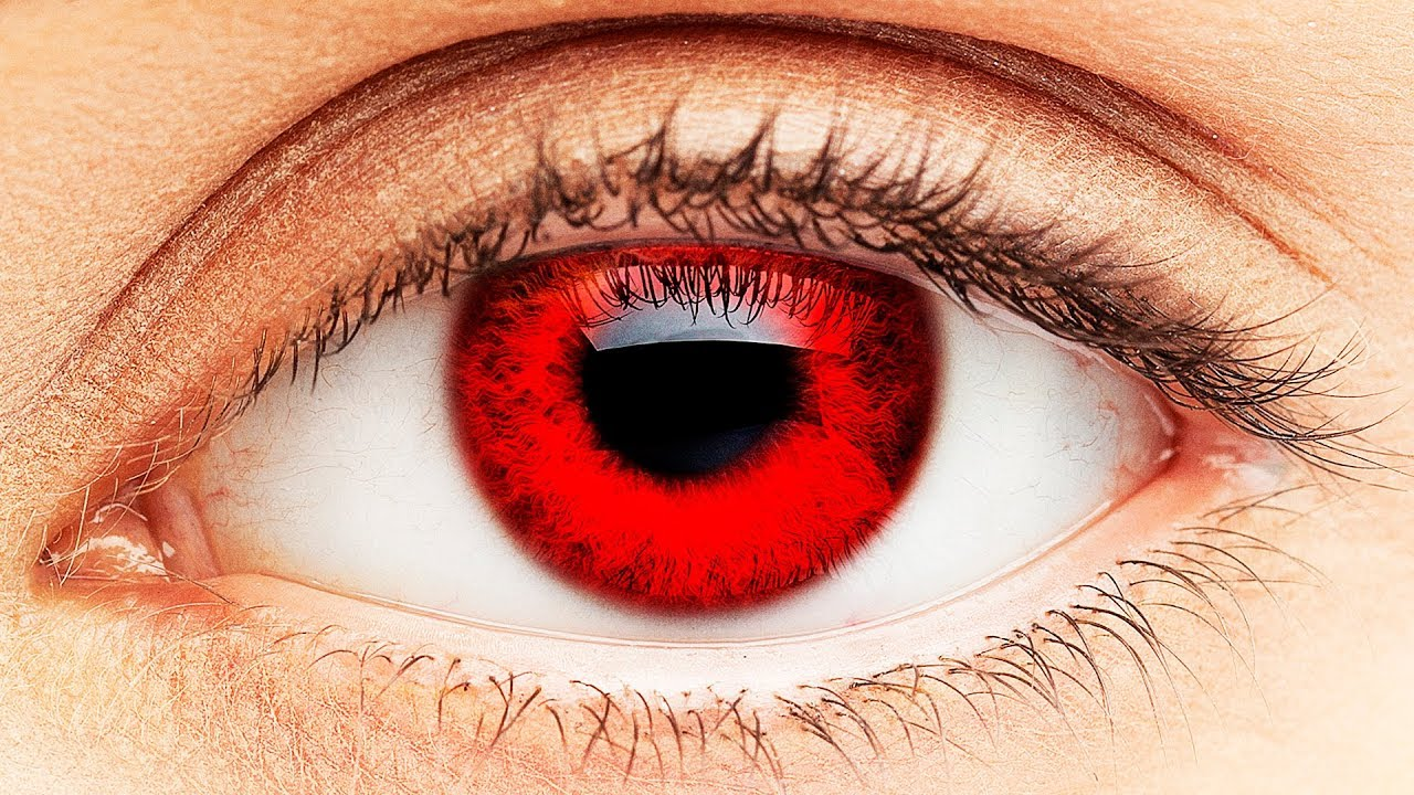 ٧ ألوان عيون تعتبر الأكثر ندرة في العالم