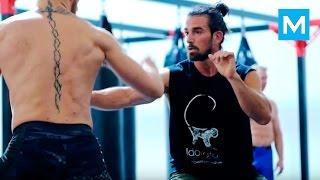 Conor Mcgregor's Coach - Ido Portal   Muscle Madness