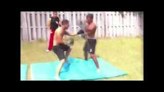 Fight Mflow -vs- El Sargent