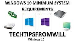Windows 10 Minimum System Requirements